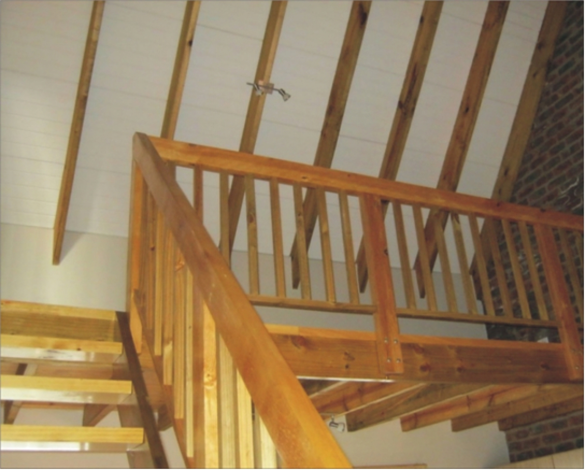 Timber Mezzanine Floors